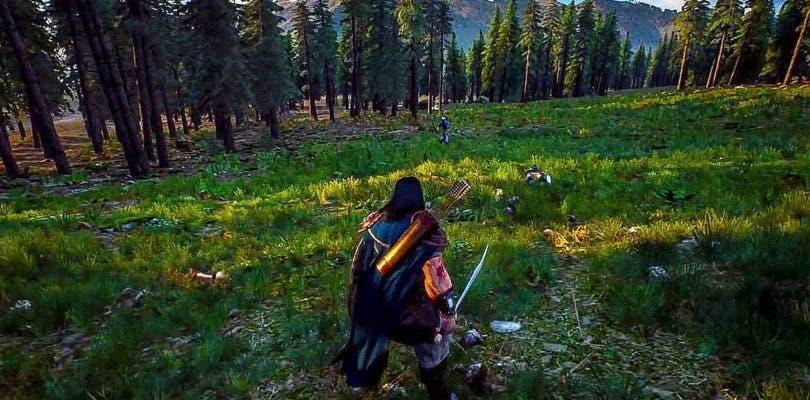 El ambicioso proyecto indie Knights of Light estren su campaña Kickstarter
