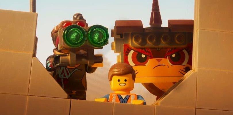 Así fue el nuevo tráiler de La LEGO película 2 mostrado en la Comic-Con