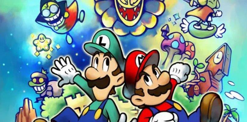 Mario & Luigi: Viaje al Centro de Bowser + Las Peripecias de Bowsy detalla su tamaño de descarga
