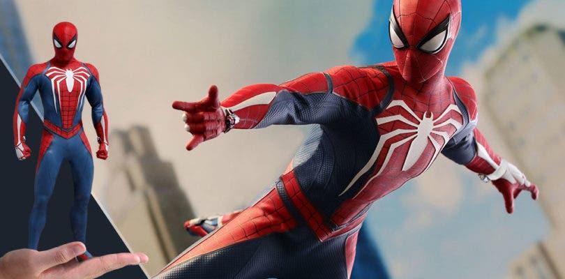 Hot Toys muestra una espectacular figura de Spider-Man