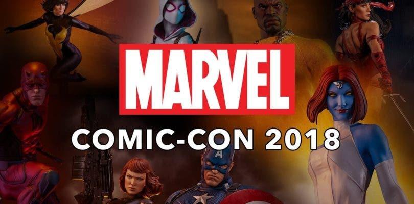 Sideshow deposita una vez más su mayor esfuerzo en las piezas del universo Marvel