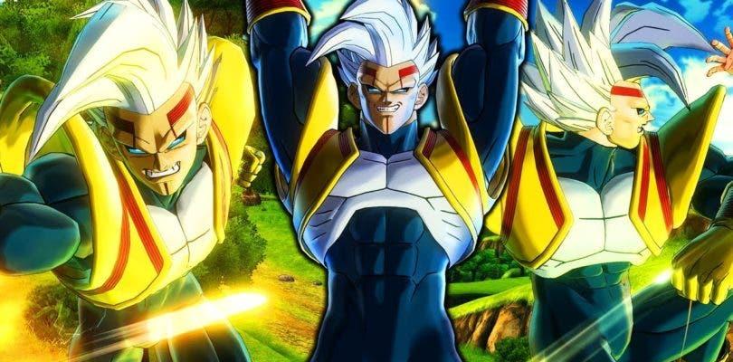 Dragon Ball Xenoverse 2 muestra la llegada de Super Baby Vegeta