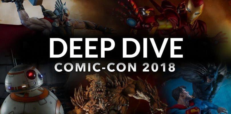 Deep Dive muestra en la San Diego Comic Con su amor por Disney, Terminator y Alien