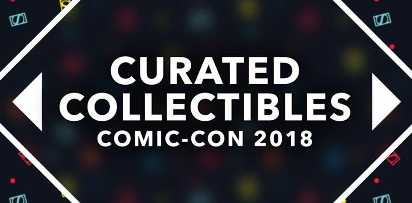 Prime 1 conquista la San Diego Comic Con 2018 con sus obras de arte
