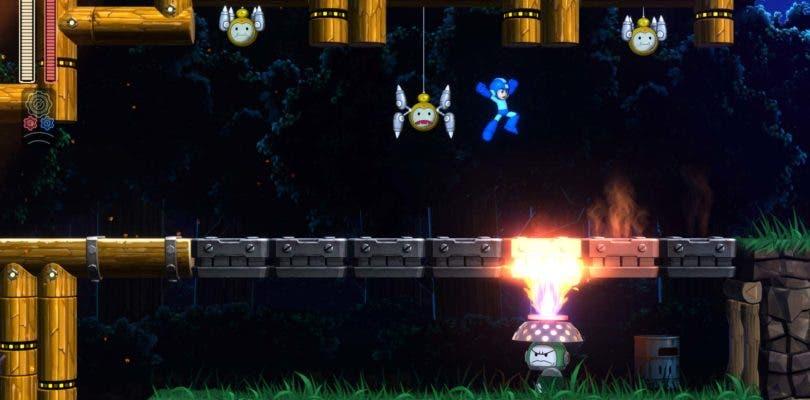 Mega Man 11 recibe una demo para todas sus plataformas