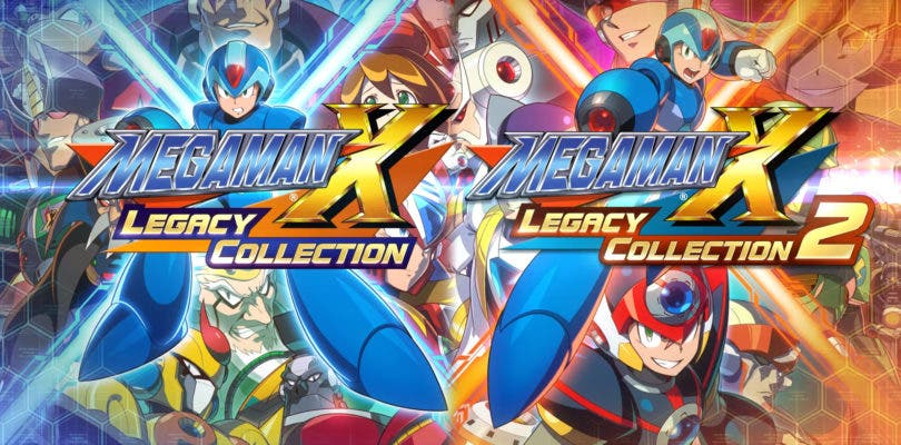 Mega Man X Legacy Collection 1 & 2 se presentan en su tráiler de lanzamiento