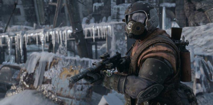 Metro Exodus ofrecerá un amplio sistema de personalización de armas