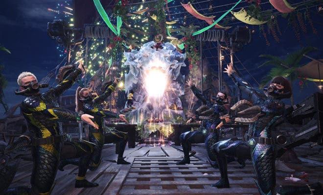 monster hunter: world playstation awards 2018