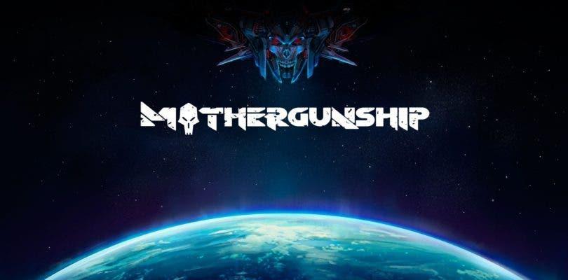 Mothergunship recibe el cooperativo con su primera gran actualización