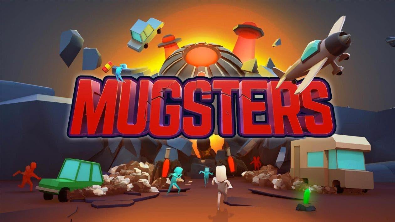 Imagen de El rompecabezas Mugsters ya está disponible para consolas y PC