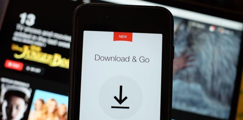 Descargas inteligentes; el nuevo paso de Netflix hacia la plena automatización