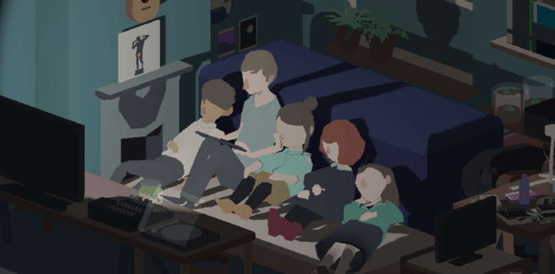 No Longer Home comienza su campaña en Kickstarter