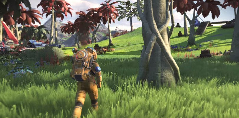 Aparece en YouTube un gameplay de No Man's Sky en Xbox One