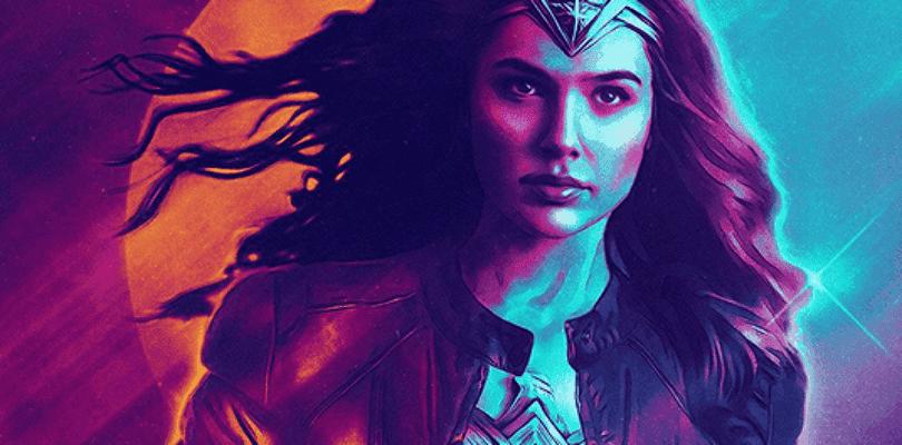 Así ha sido el avance de Wonder Woman 1984 mostrado en la Comic-Con