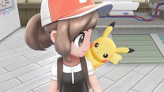 Imagen de Pokémon: Let's Go, Pikachu/Eevee se actualizará en breves a su versión 1.1