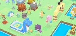 Pokémon Quest ha sido descargado más de 10 millones de veces en dispositivos móviles