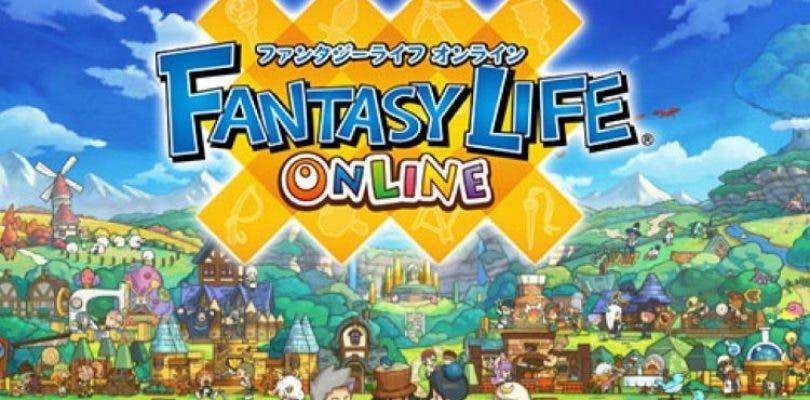 Fantasy life Online triunfa en su estreno en Japón, 1 millón de descargas en sus primeras horas
