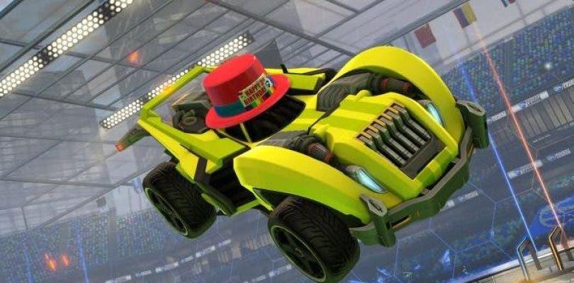 Rocket League estrenará el evento de su tercer aniversario la próxima semana