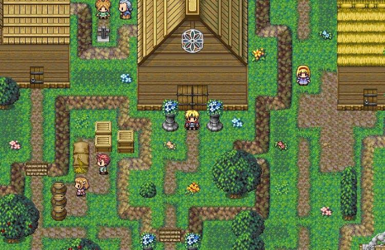 Imagen de Anunciado RPG Maker MV para Nintendo Switch, PS4 y Xbox One