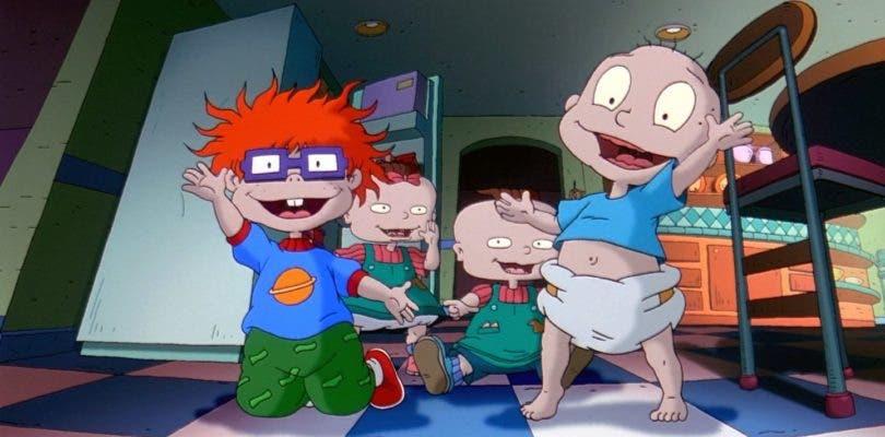 Nickelodeon relanzará la franquicia de Rugrats con una serie y una película