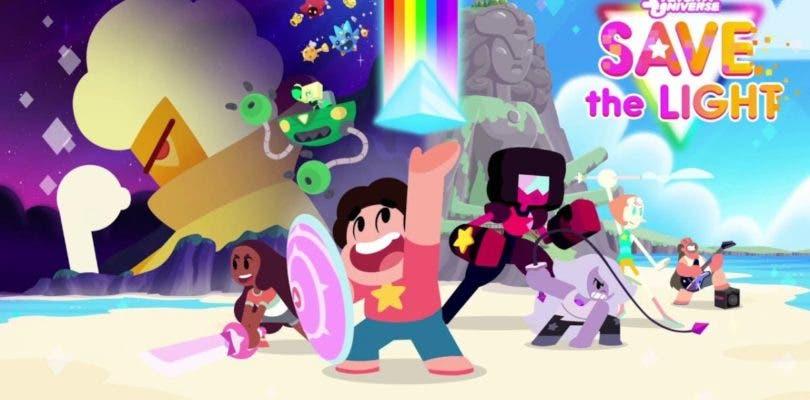 Steven Universe: Save the Light llegará a PC este mismo agosto