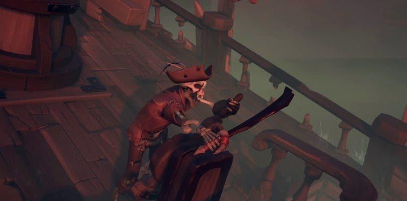 Cursed Sails, la próxima expansión de Sea of Thieves, desvela más detalles