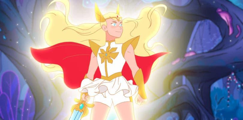 Prometedoras imágenes de She-Ra, la nueva serie de Netflix