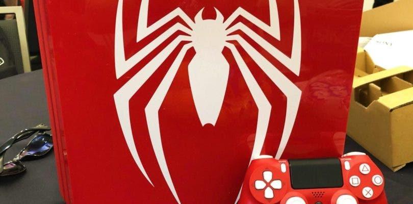 La PlayStation 4 de Spider-Man comienza a subastarse por precios desorbitados