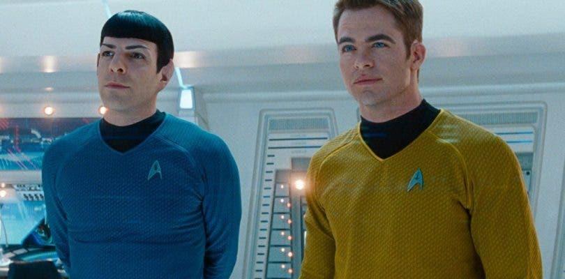 La Star Trek de Tarantino contaría con el reparto de la saga principal