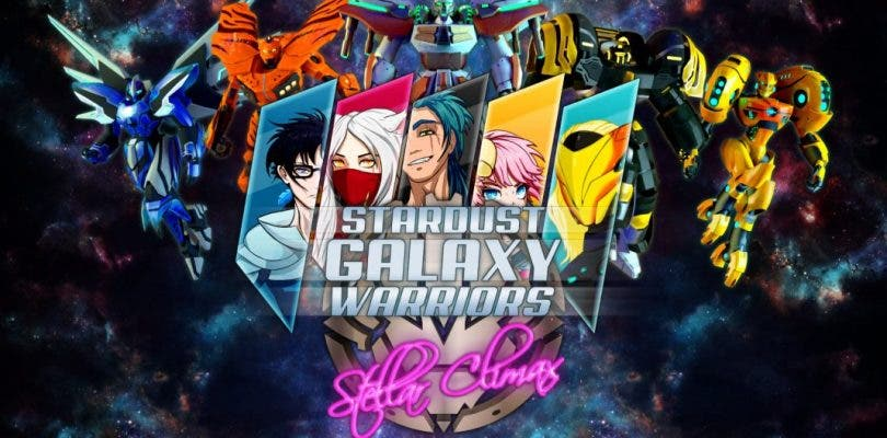 Stardust Galaxy Warriors: Stellar Climax