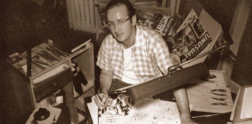 Muere Steve Ditko, el legendario padre de Spider-Man y Doctor Stange
