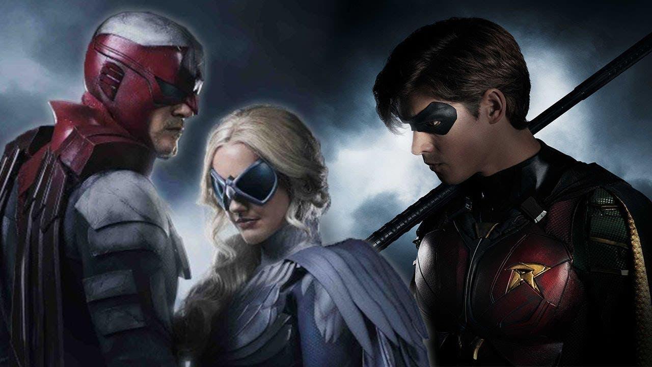 Imagen de Descubre a Bruce Wayne y Deathstroke en el tráiler de lo nuevo de Titans