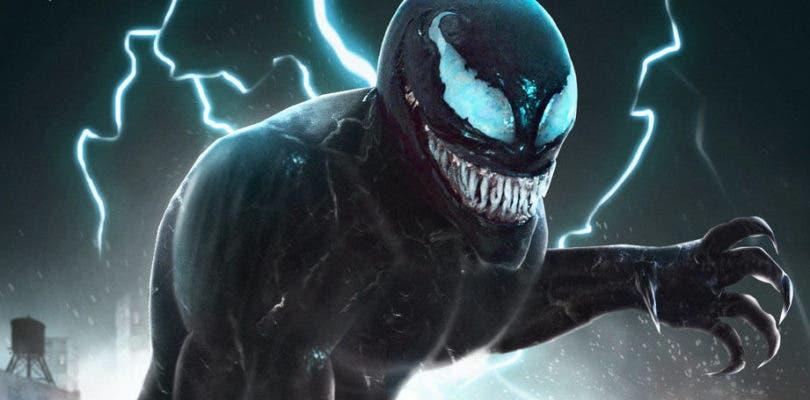 El nuevo adelanto de Venom desata una masacre en la Comic Con