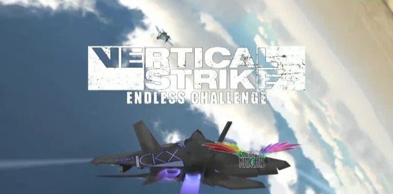 Vertical Strike Endless Challenge ya tiene fecha de lanzamiento en Switch