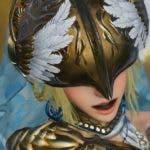 Atenea se muestra por primera vez en acción para Warriors Orochi 4
