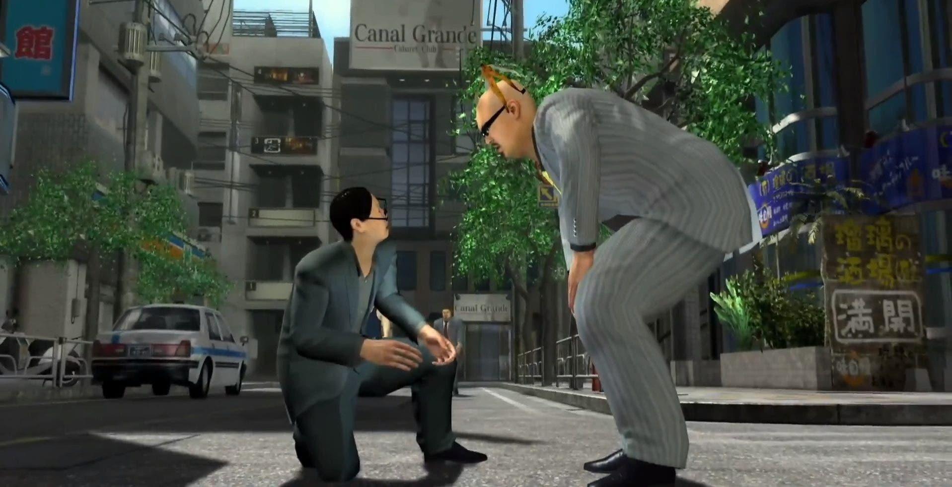 El remaster de Yakuza 3 para PS4 se muestra en dos nuevos gameplays