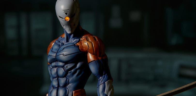 Gecco presenta una nueva figura de Cyborg Ninja de Metal Gear Solid
