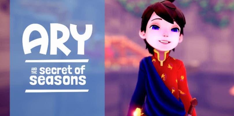 Modus Games anuncia Ary and the Secret of Seasons con un tráiler