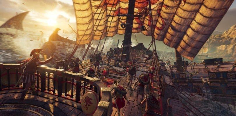 La faceta naval de Assassin's Creed Odyssey protagoniza su nuevo gameplay