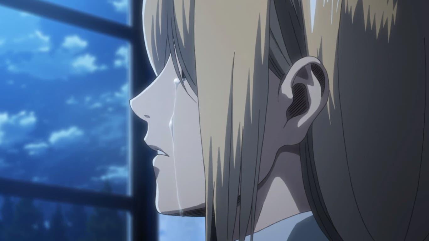 Imagen de Crítica del episodio 3x03 de Ataque a los titanes: ni una lágrima más