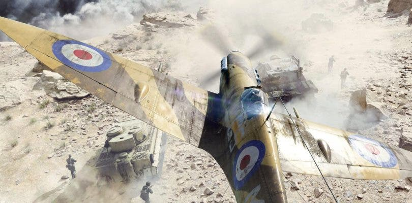 Battlefield V no contará con personalización visual de vehículos de salida