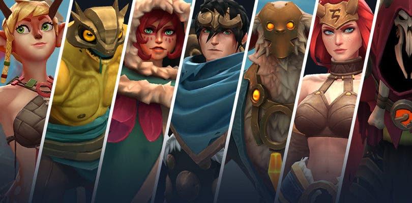 Battlerite Royale se vuelve un juego independiente con acceso anticipado