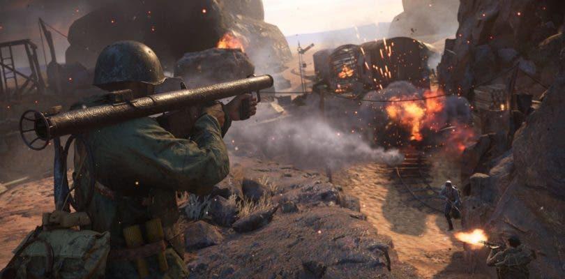 Call of Duty WWII presenta su último DLC de mapas: Shadow War