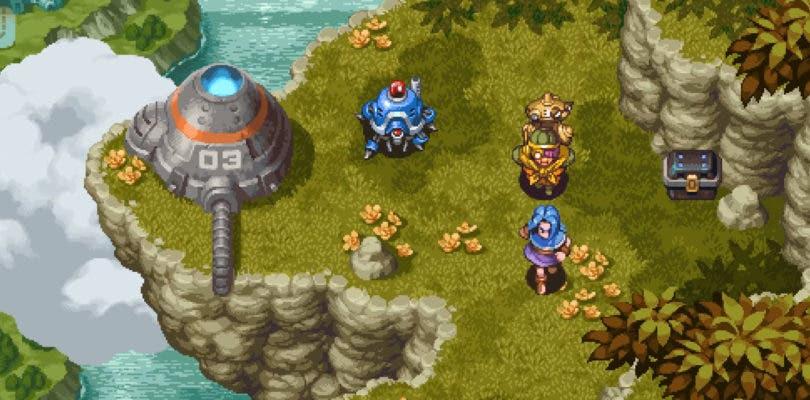 El creador de Owlboy presenta el concepto de una secuela de Chrono Trigger