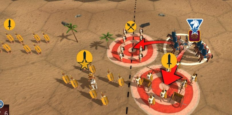 Commands & Colors: Ancients llegará a Steam este mismo mes