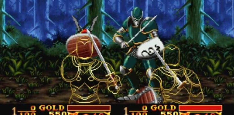 Crossed Swords de NeoGeo ya está disponible en consolas