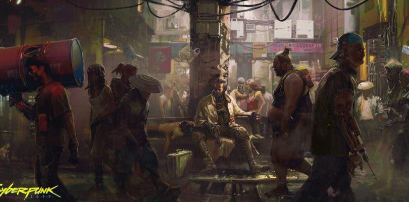 CD Projekt RED presenta una nueva galería de imágenes de Cyberpunk 2077