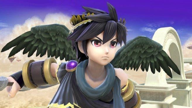 Imagen de El blog oficial de Super Smash Bros. Ultimate muestra a un nuevo protagonista: Dark Pit
