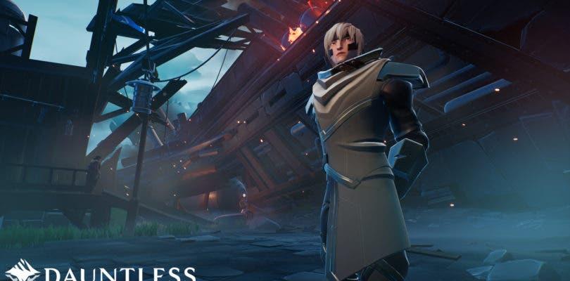 Dauntless celebra la llegada de su nueva actualización con un tráiler