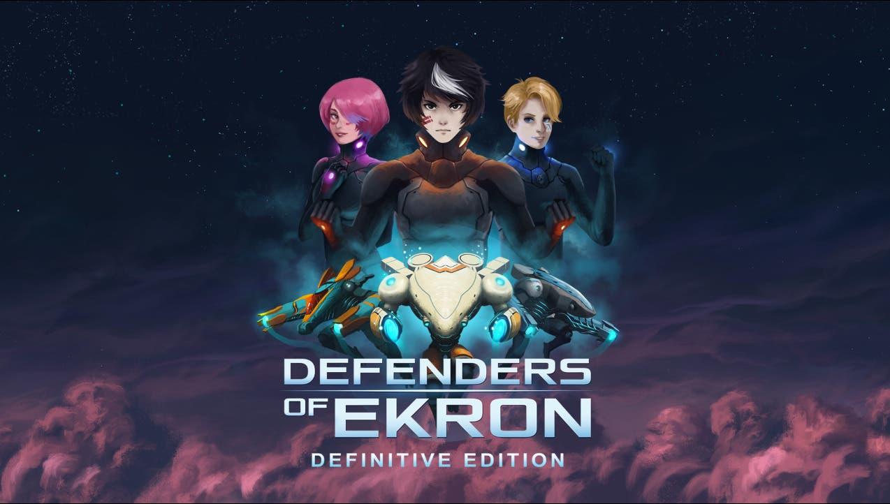 Imagen de Análisis Defenders of Ekron: Definitive Edition